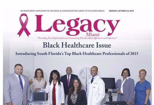 Legacy Magazine Front Cover
