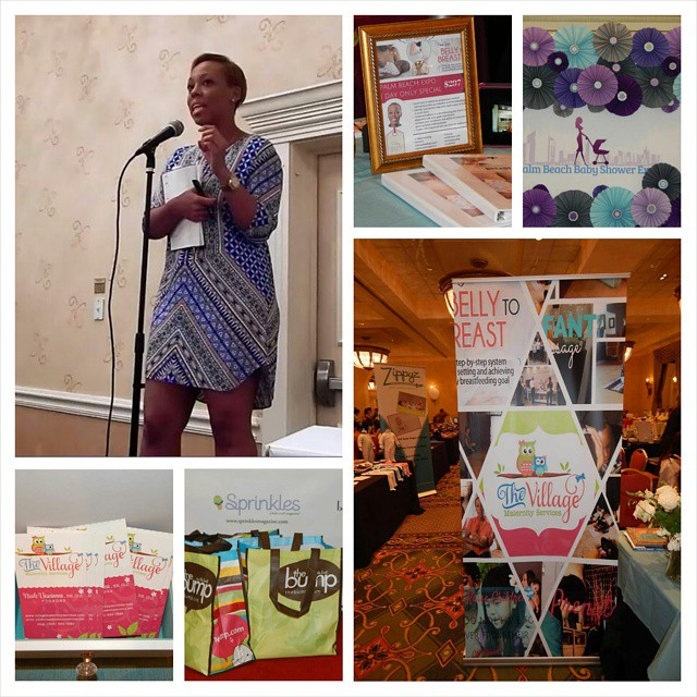 Palm Beach Baby Shower Expo Speaker