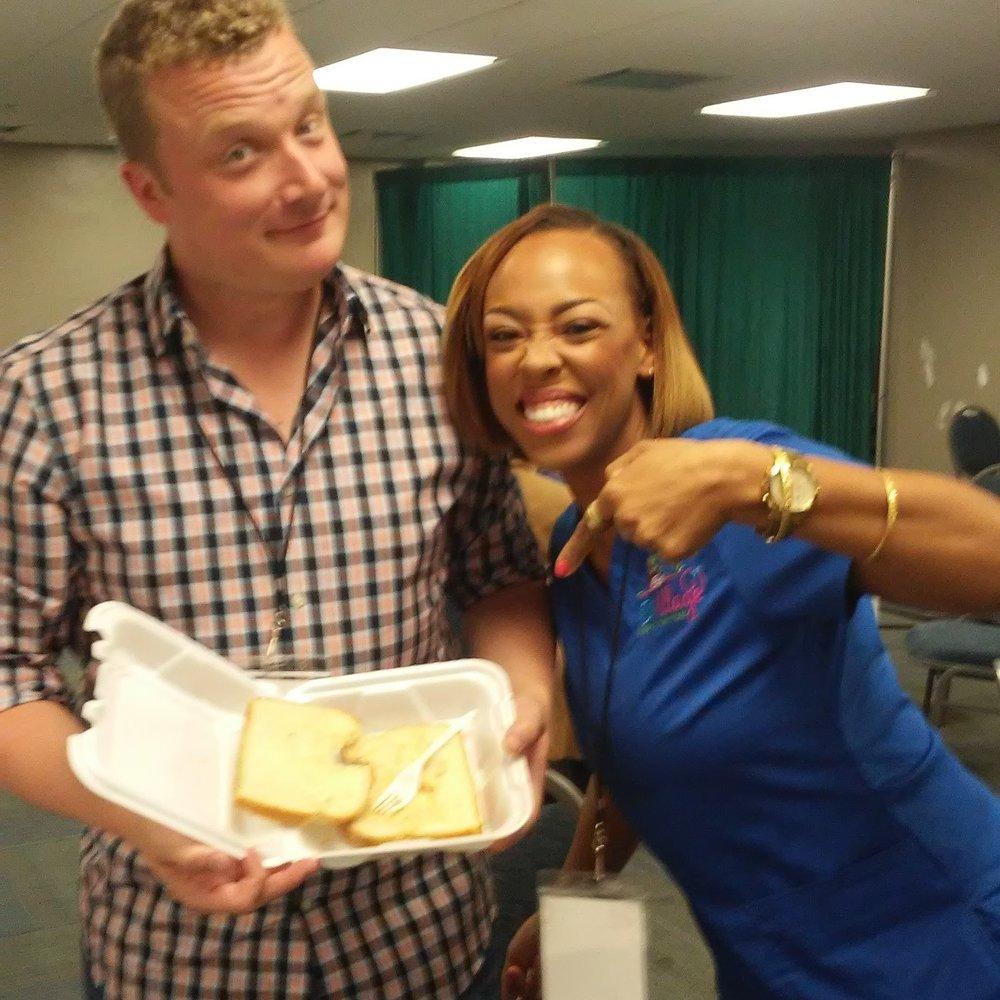 Jamie Grayson, The Baby Guy, Nicole Vascianna, The Village Maternity Services, Miami Doula