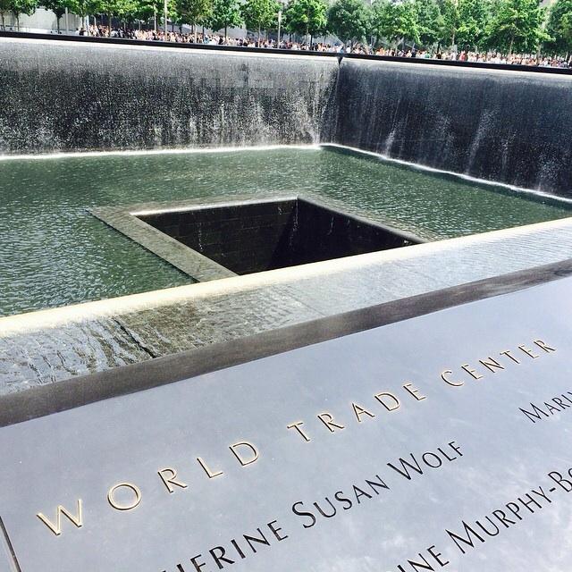 Ground Zero Memorial, NYC