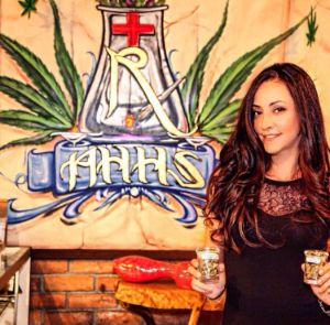 Dr. Dina at Alternative Herbal Health Services in West Hollywood, CA.