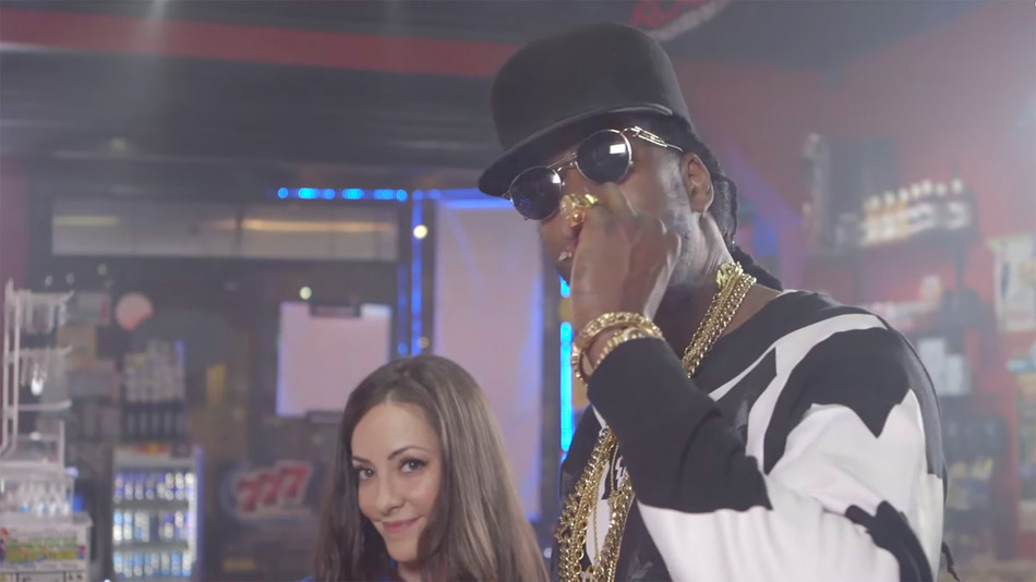 Dr. Dina and 2Chainz