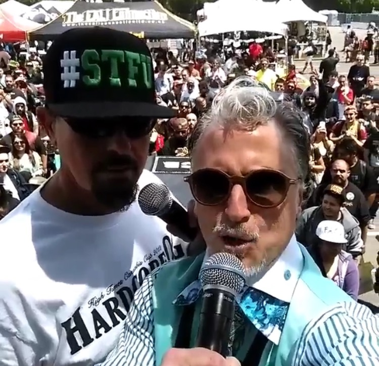 The Wasserman Bros. @ The NorCal HighTimes Cannabis Cup