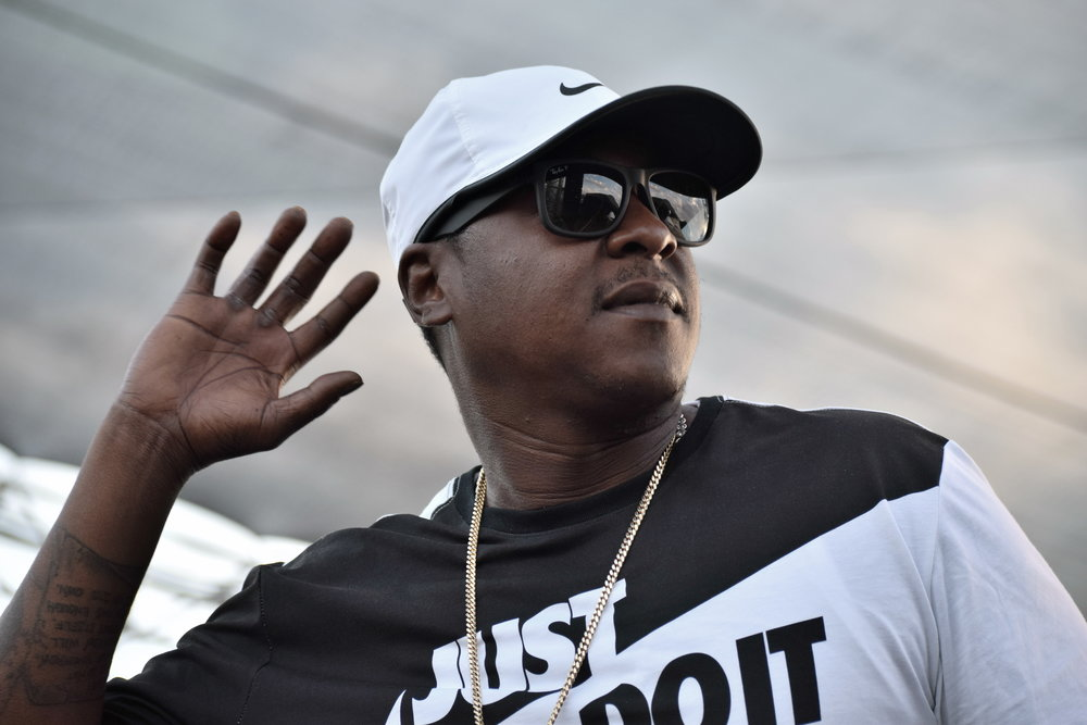Jadakiss of The Lox