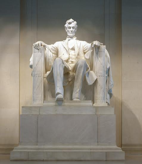 The Lincoln Memorial, Washington D.C.