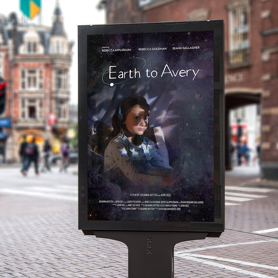Earth to Avery // print