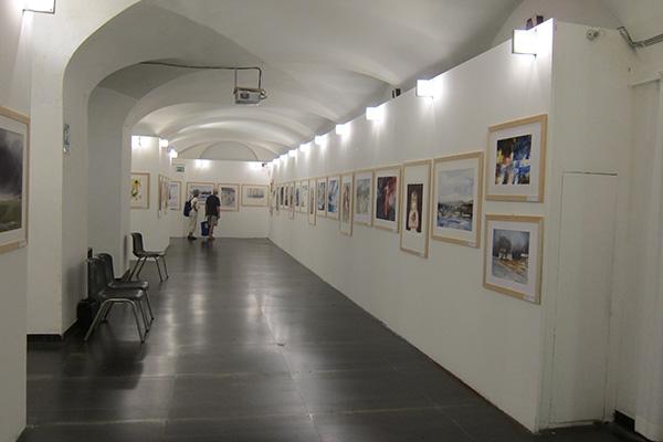 Noen av bidragene fra utstillingen.