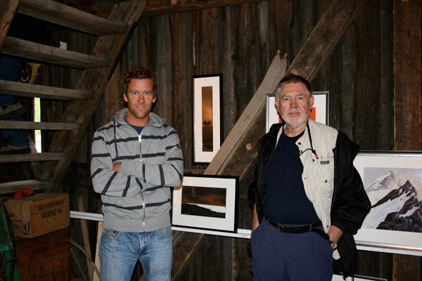 Morten Gjul og Morten Paulsen.