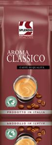 Der klassisch italienische Espresso mit harmonischem Geschmack Rainforest Alliance zertifizierter Kaffeebohnen. Die sorgfältige Mischung garantiert echten Espresso-Genuss.
