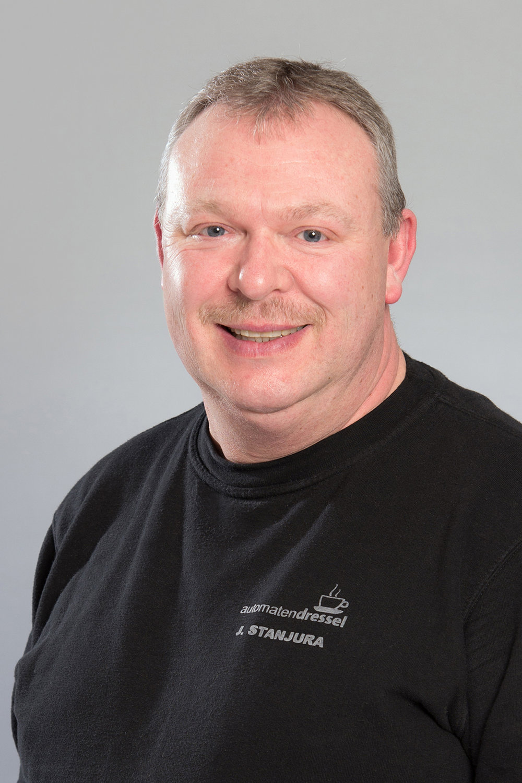 J. Stanjura   Automaten- Servicetechniker