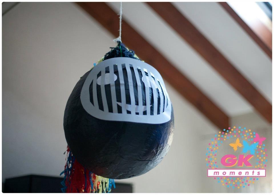 Knight Piñata
