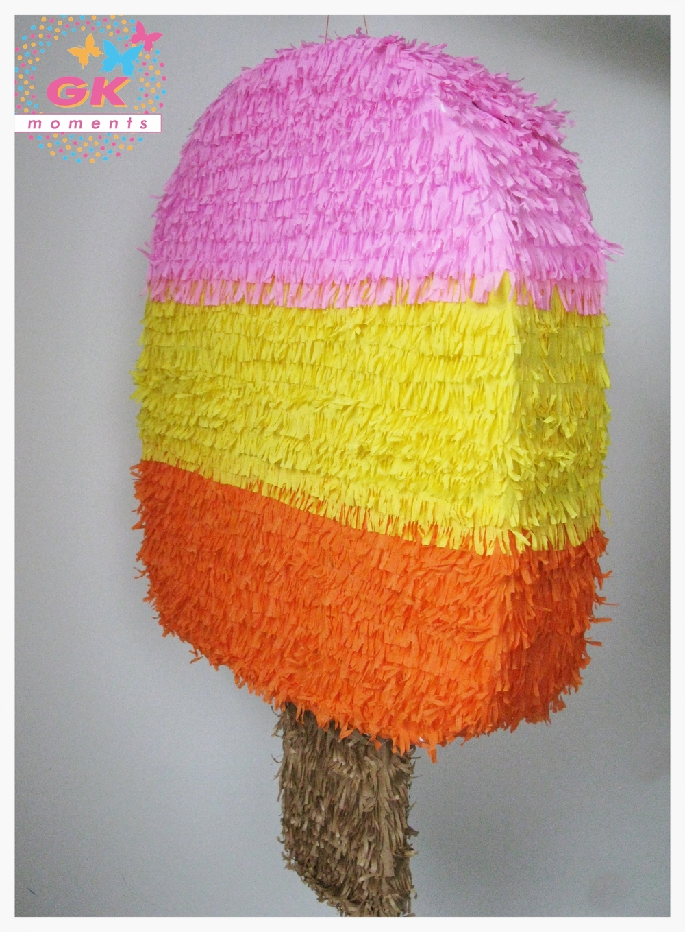 Popsicle Piñata