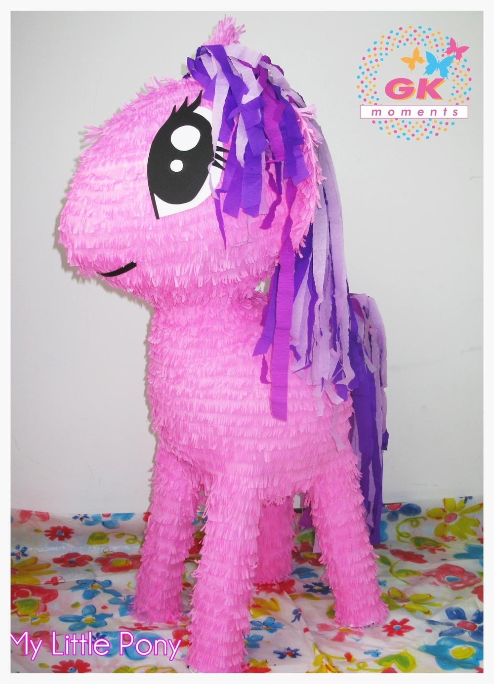 My litlle pony Pinata