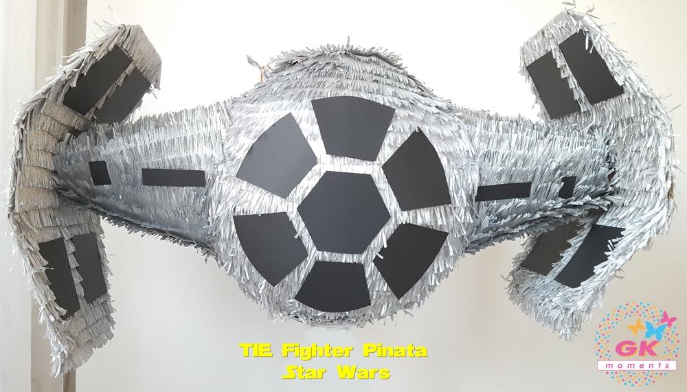 TIie fighter Piñata