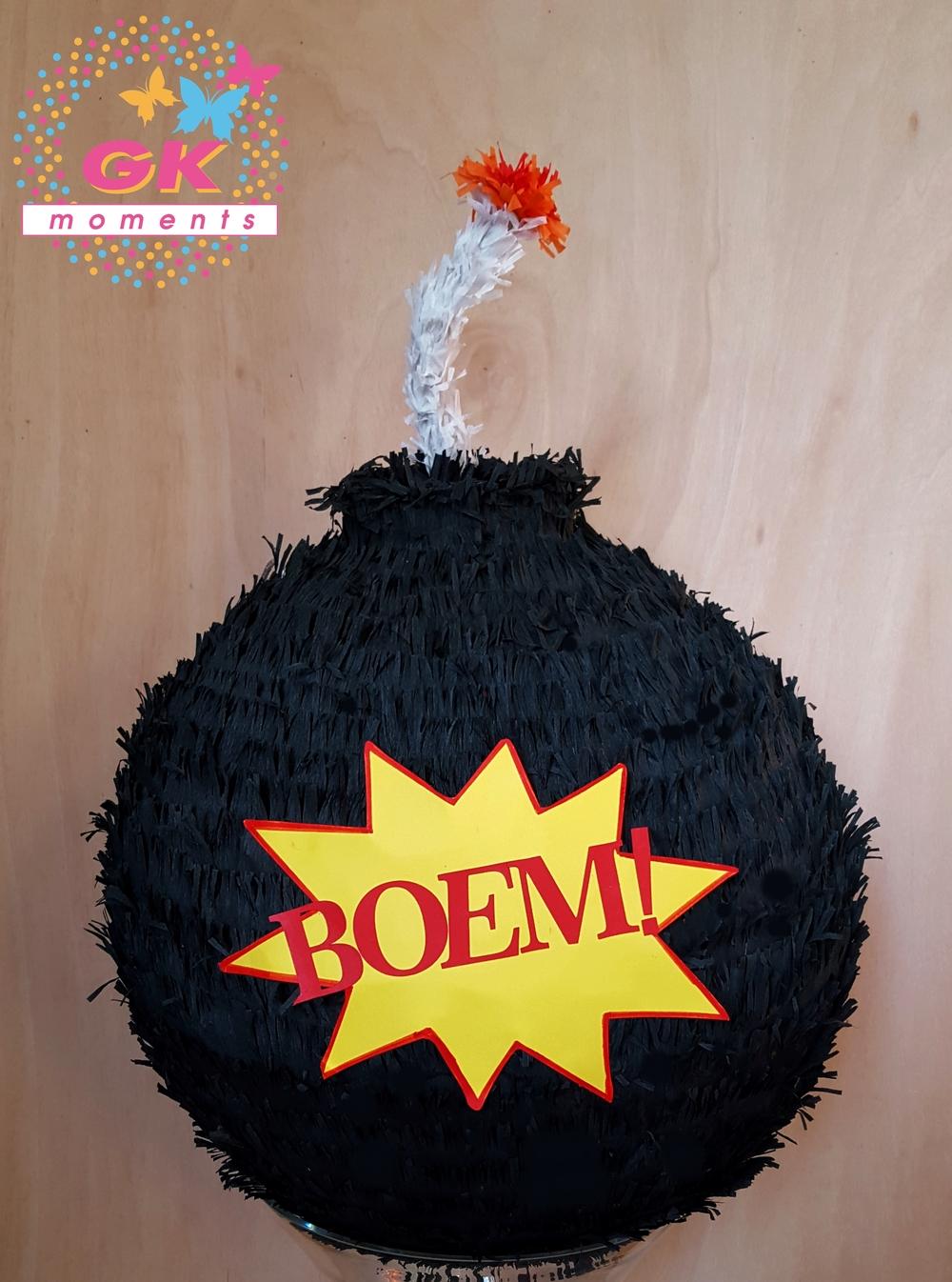Boom Pinata