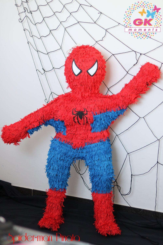 Spider-man Pinata by GK Moments