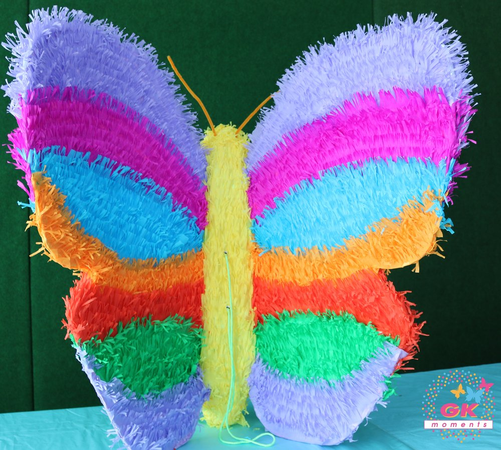 Butterfly Pinata by GK Moments