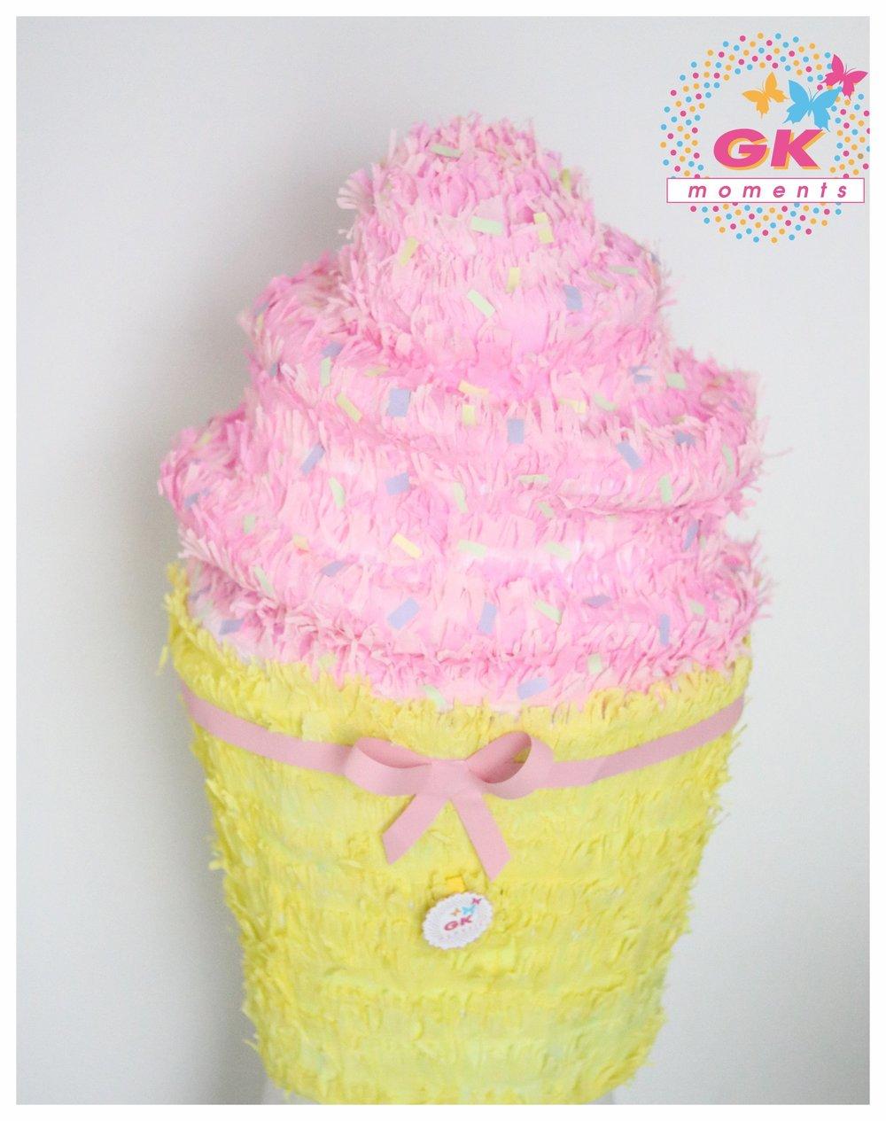 Cupcake Pinata by GK Moments