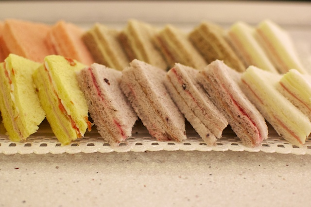 Mini Sandwich Especiales Catering