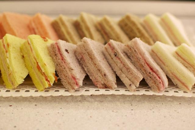 Mini Sandwich Especiales Catering