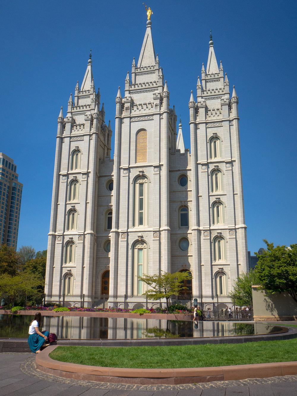 Mormon dreamer