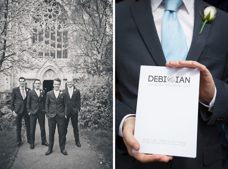 Debi and Ian wedding 1