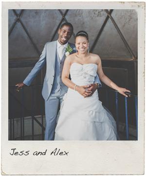 Testimonial for London alternative wedding photographer My Beautiful Bride