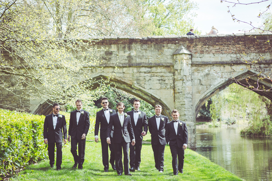 Groomsmen photographed by My Beautiful Bride