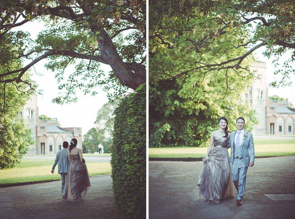 Alternative wedding at Eltham Palace