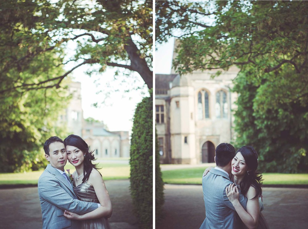 Bridal Portrait at Eltham Palace