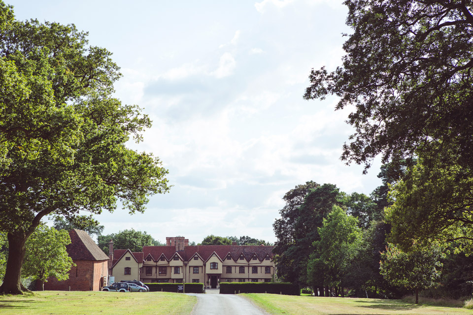 The beautiful Ufton Court