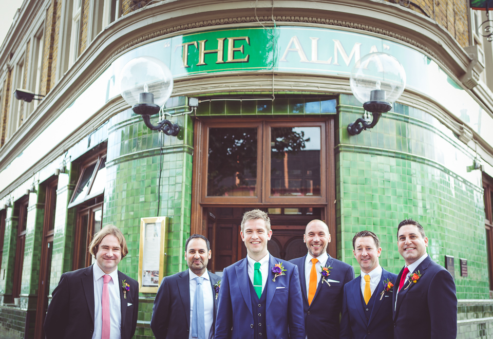 The Alma pub