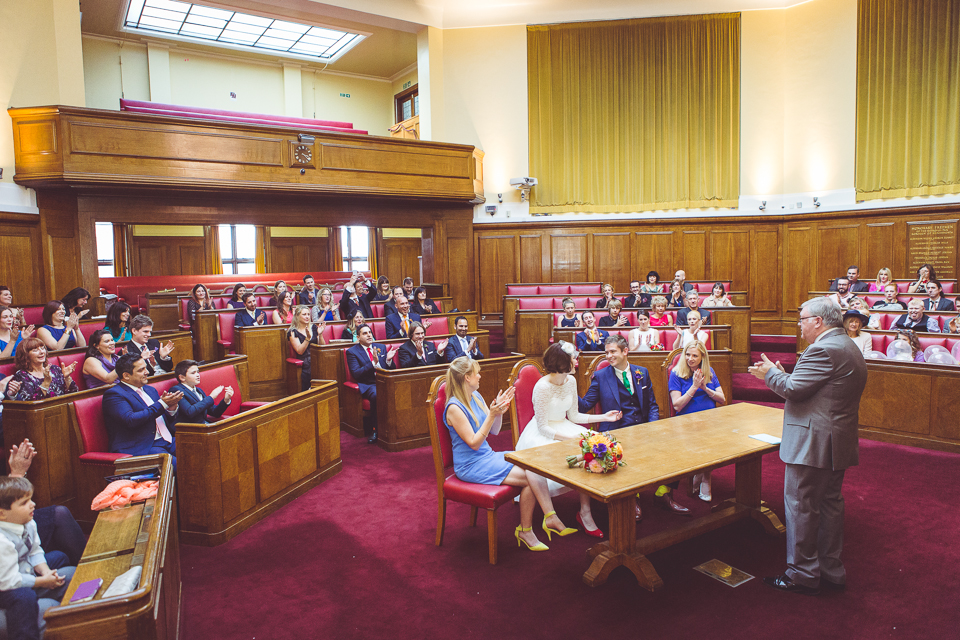 the fantasic wandsworth council chamber