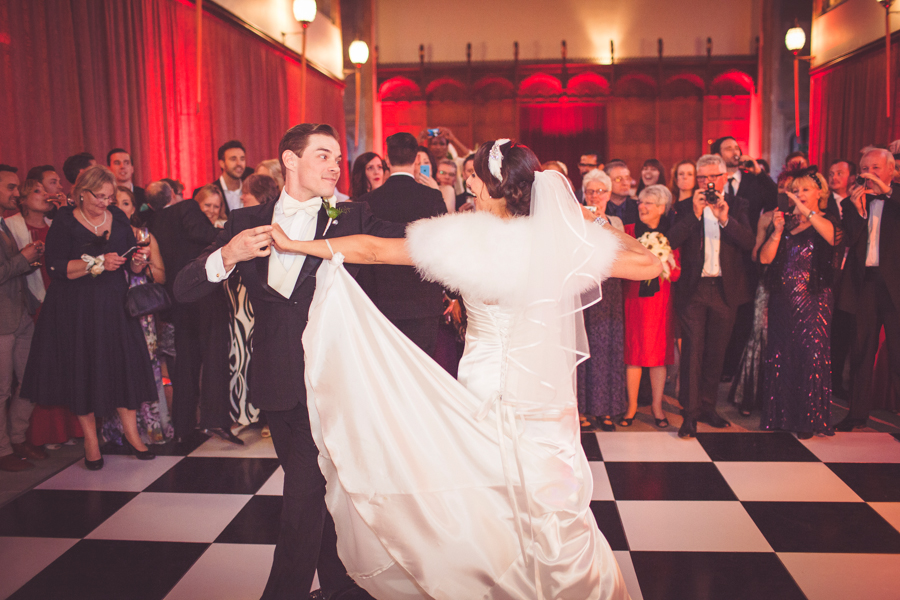 First dance at Eltham Palace