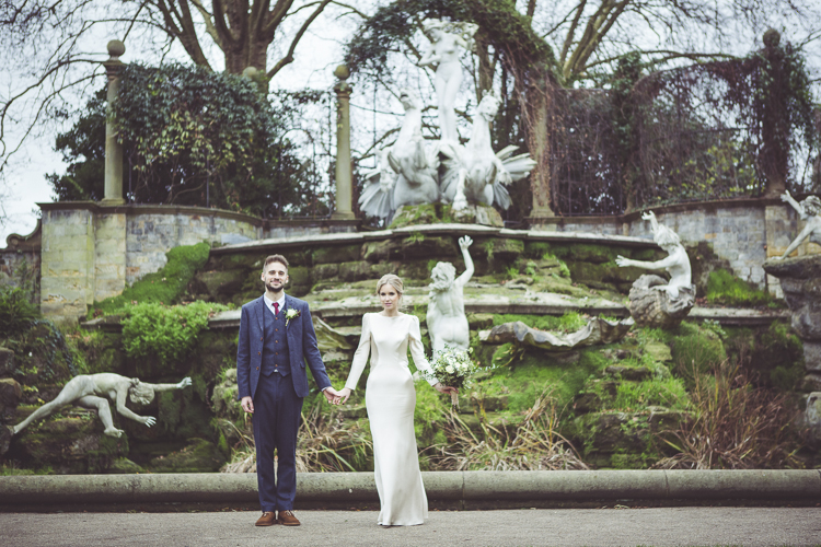 creative wedding photographs