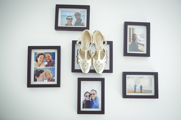 Gwen vintage wedding shoes