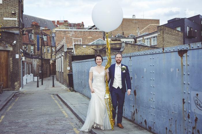 alternative wedding venue Kings Cross London