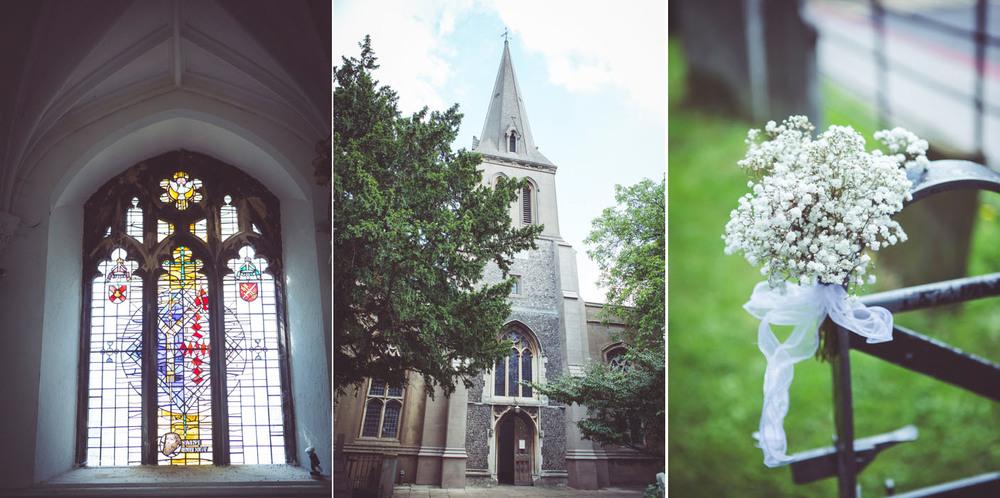 London Wedding in September