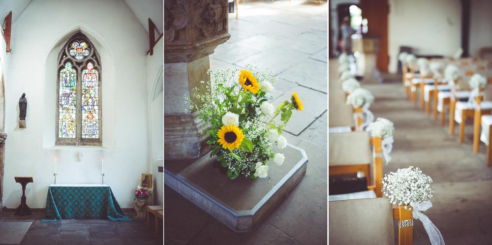 London Wedding Church