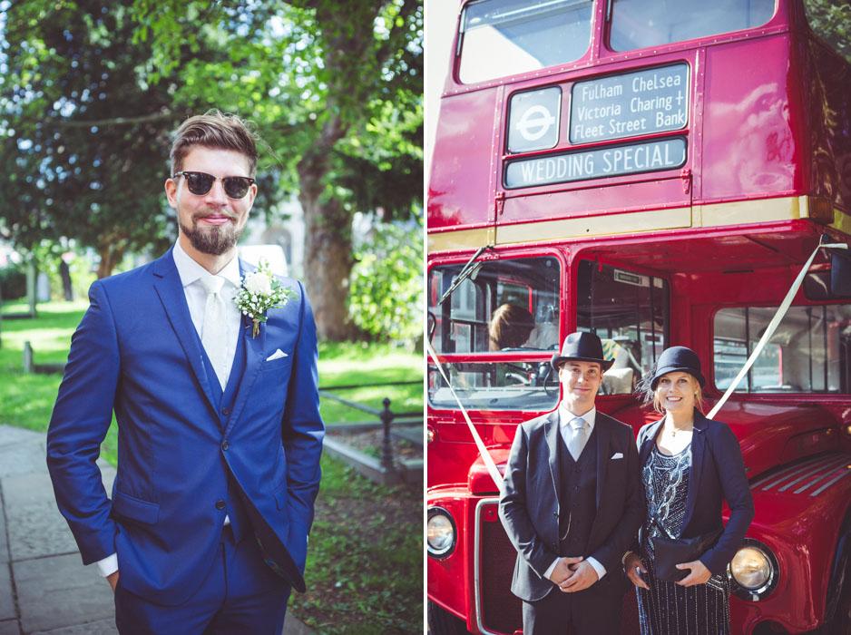 London wedding hats