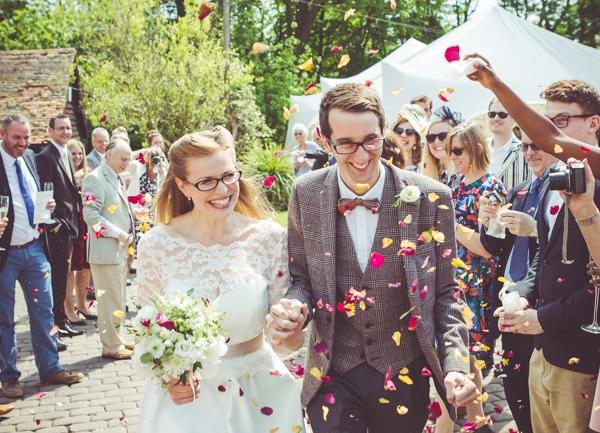 Whimsical Wonderland Weddings - Vintage Wedding