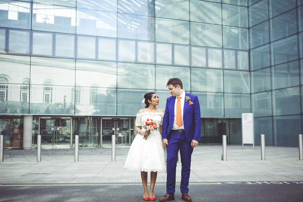 Hackney London wedding