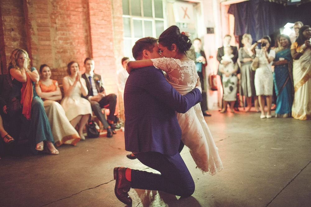 First dance at One Friendly Place