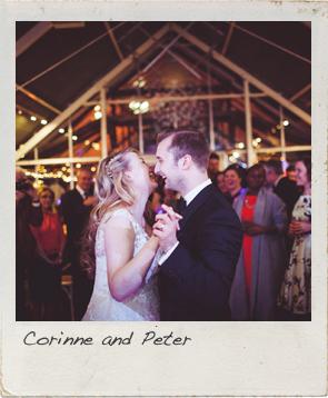Christmas wedding at Clifton Nursuries London