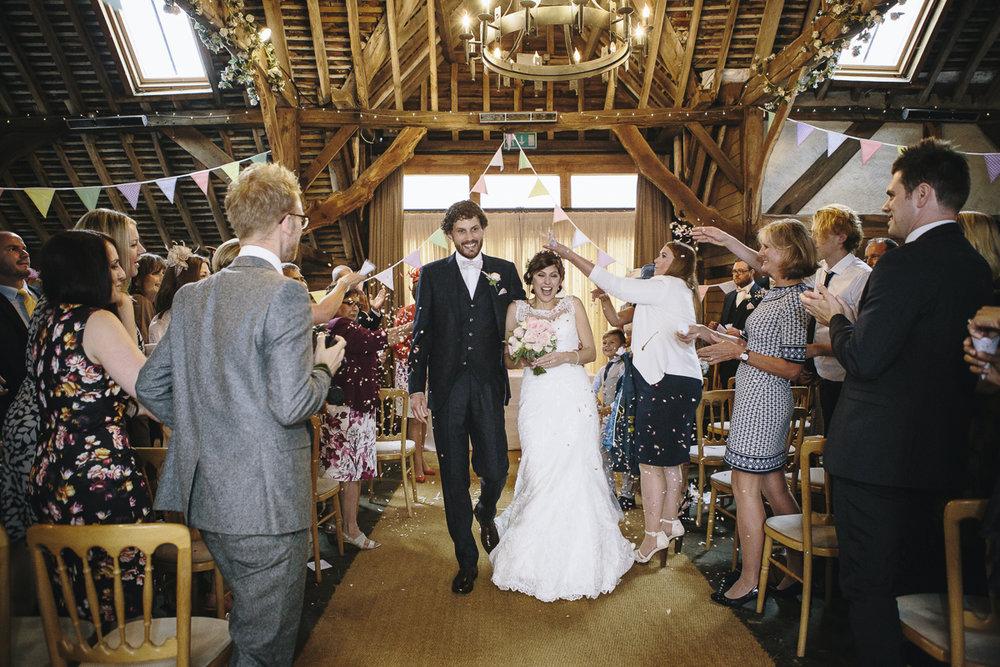 Wedding at Herons Farm Pangbourne