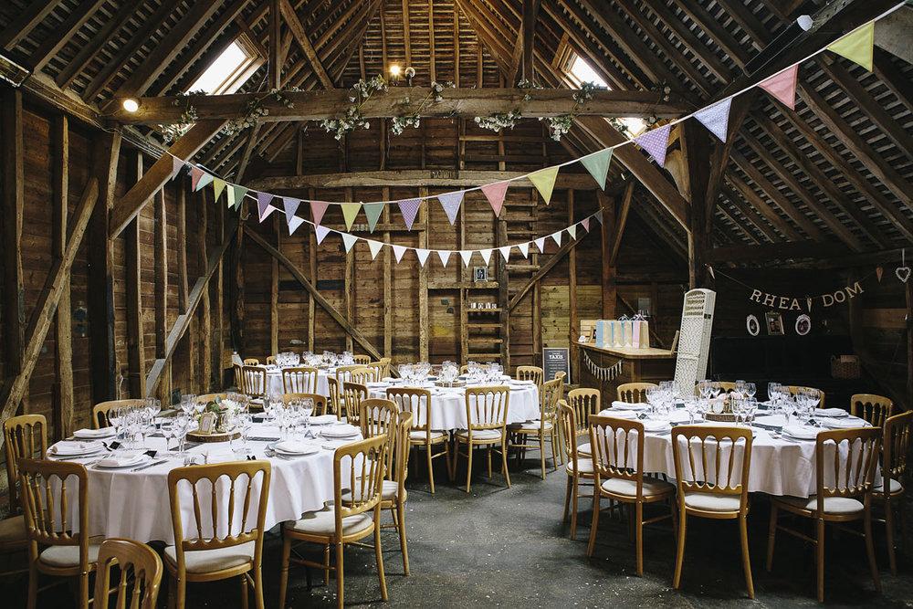 berkshireshire barn wedding