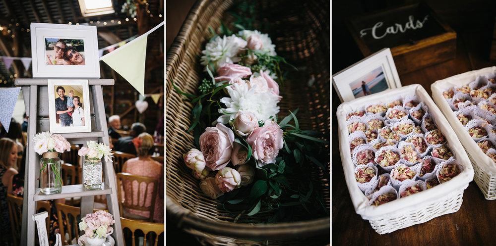 Farm house wedding