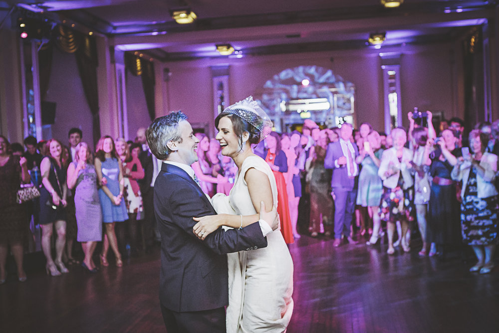 Bloomsbury Ballroom wedding 88