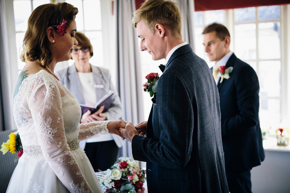 Alternative wedding photography 41