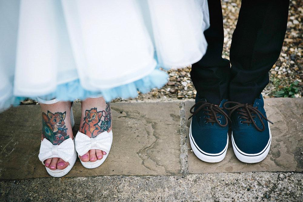 Alternative wedding photography 75